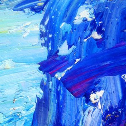 深蓝之梦  循环 温暖