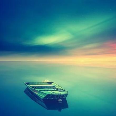 柔和的日子  电子 和平